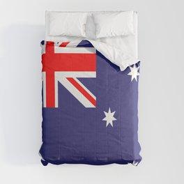 Flag of Australia Comforters