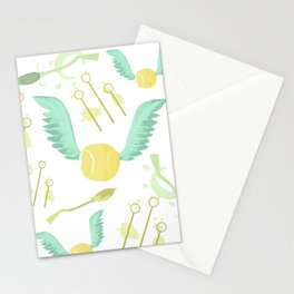 Magic cute Sport Stationery Cards