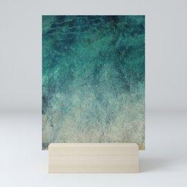 Abstract Texture Mini Art Print