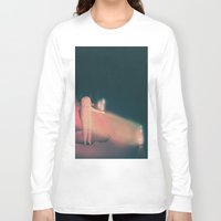 crystals Long Sleeve T-shirts featuring Crystals by Niclas Boman