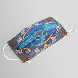 Wisdom - Elephant mandala Face Mask