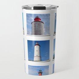 Lighthouses Part I. Travel Mug