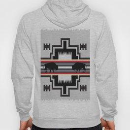 American Native Pattern No. 25 Hoody