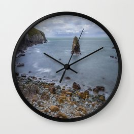 Peace Be With You Wall Clock