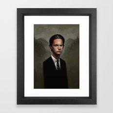 Coop Framed Art Print