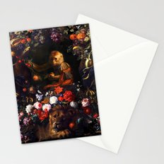 Prince Monkey Stationery Cards