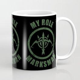 Marksman Coffee Mug