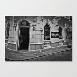 Unforgettable Panama Canvas Print