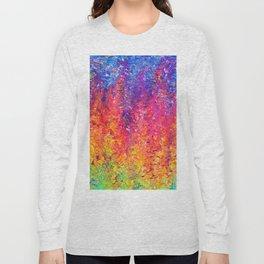 Fluoro Rain Long Sleeve T-shirt