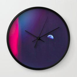 Ride More, WoRRy Less Wall Clock