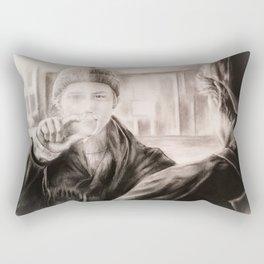 Alt er love Rectangular Pillow
