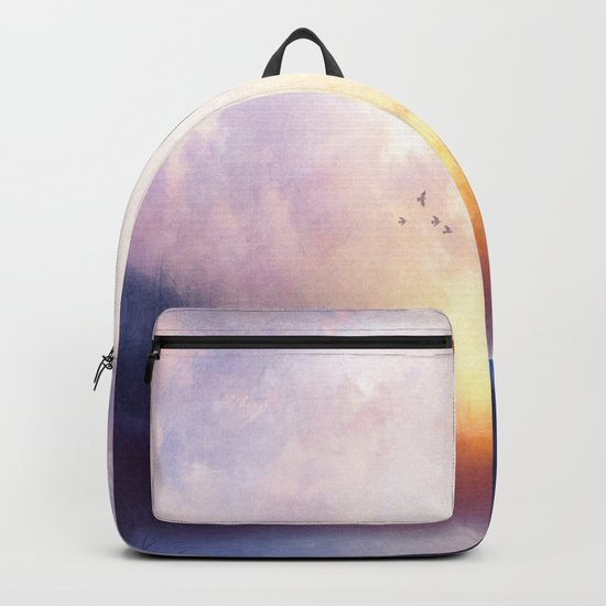 Wish You Were Here (Chapter IV) Backpack