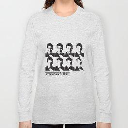 Samuel Beckett-En attendant Godot-Waiting for Godot Long Sleeve T-shirt