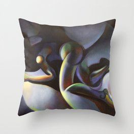 The Implicite Order - 11-03-20 Throw Pillow