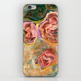 La Bee and Rose iPhone Skin