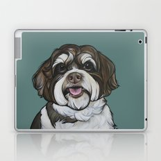 Wallace the Havanese Laptop & iPad Skin