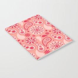 Bohemian Dream in Pink Notebook