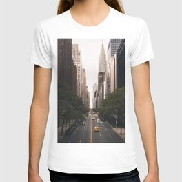 Busy City Streets 17 T-shirt