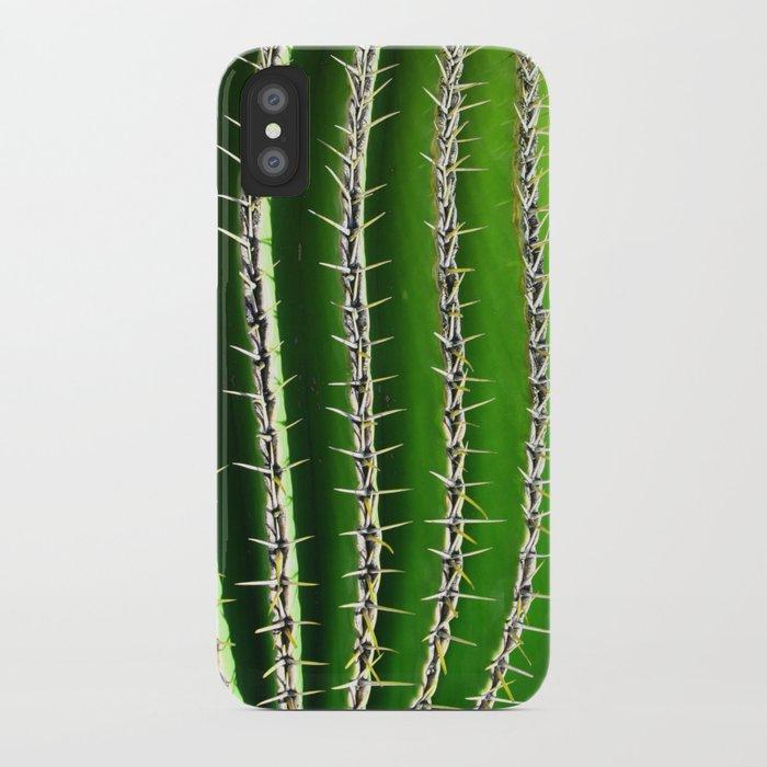 The Lone Cactus iPhone Case
