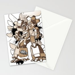 Gundam Style Stationery Cards