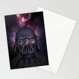 3 Eyes Darth Vader Stationery Cards