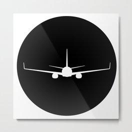 Boeing Metal Print