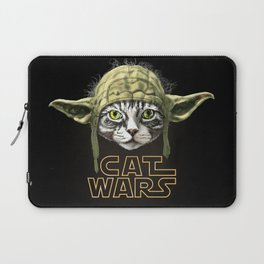Cat Wars Laptop Sleeve