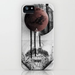 Occupy Your Mind iPhone Case