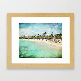 Paradisio Framed Art Print