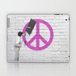 No Peace Allowed! Laptop & iPad Skin