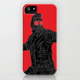 Star-Lord, GuardiansOfTheGalaxy iPhone Case
