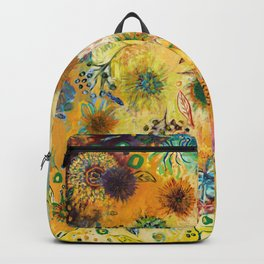 Immersed in Shallow Waters Backpack