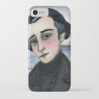 patrick iPhone & iPod Cases featuring Patrick by Debra Styer