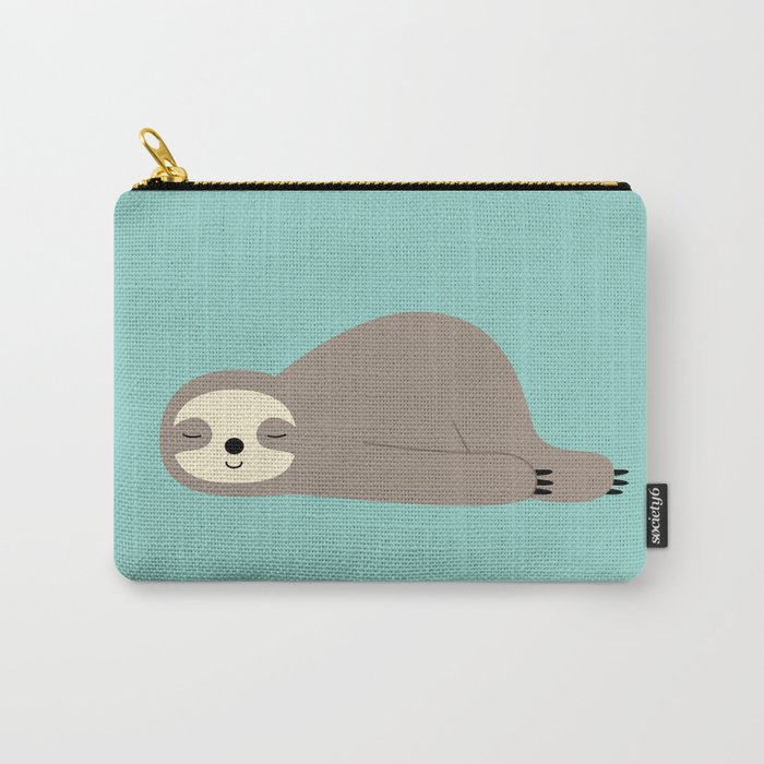 Do Nothing Carry-All Pouch