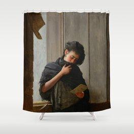 Longing (Saudade) by Almeida Junior Shower Curtain