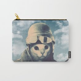 Flight Cat Carry-All Pouch