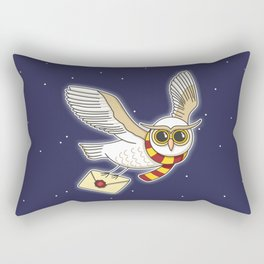 Owl Post Rectangular Pillow