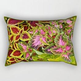 COLEUS CONVERGENCE Rectangular Pillow
