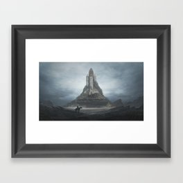 White Castle ( New Edition ) Framed Art Print