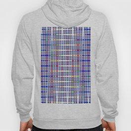 rhombus blue Hoody