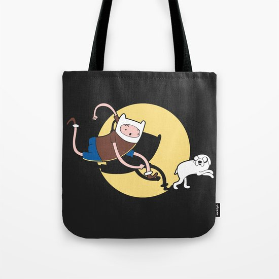 Adventure Tin Tote Bag