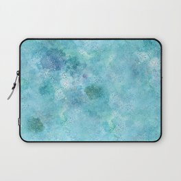 Blue Galaxy Laptop Sleeve