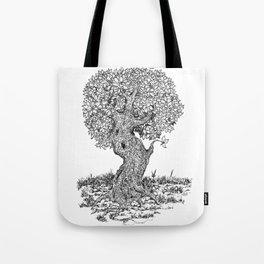 Ancient Tree II Tote Bag