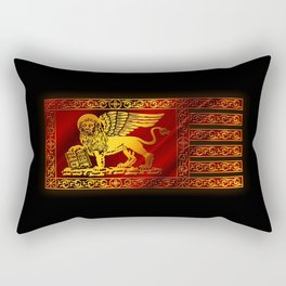 VENETIAN FLAG Rectangular Pillow