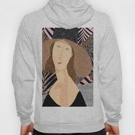 Women of Modigliani 1 Hoody