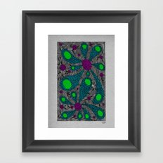 - cosmos_06 - Framed Art Print