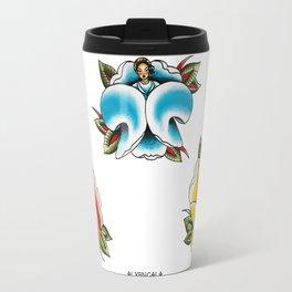 Rosas de Jalisco Travel Mug