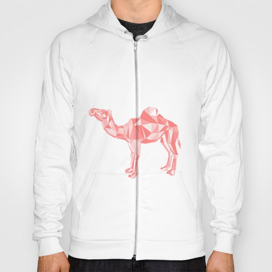 Red mirage Hoody