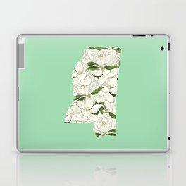 Mississippi in Flowers Laptop & iPad Skin