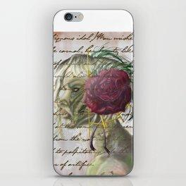 Ambiguous Idol iPhone Skin